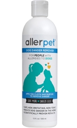 Allerpet Dog Dander Remover, 12 oz