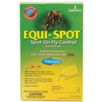 Equi-Spot for Horses, 3 x 10 ml Tubes/Package