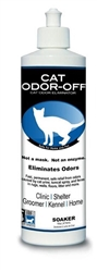 Cat Odor-Off Cat Odor Eliminator, 16 oz. Soaker