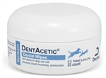DentAcetic Dental Wipes, 25 Count