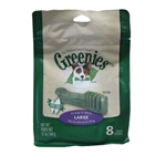 Greenies Large, Pkg of 8