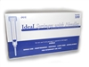 "Ideal Syringe 3 cc, 22 ga. x 1"", Regular Luer, 100/Box"