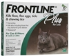 Frontline Plus for Cats, Green 12 Tubes