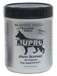 Nupro Joint Support for Dogs, 30 oz Silver
