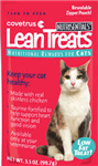 Covetrus NutriSentials Lean Treats for Cats, 3.5 oz. Resealable Pouch