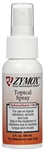 Zymox Topical Spray with Hydrocortisone 1.0% , 2 oz.
