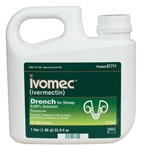 Ivomec (Ivermectin) Drench For Sheep, 960 ml