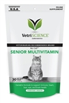 Nu Cat Senior MultiVitamin, 30 Soft Chews