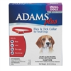 Adams Plus Flea & Tick Collar For Small Dogs With Necks Up to 15""