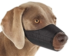 Quick-Release Nylon Dog Muzzle,  Small