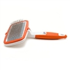 Self-Cleaning Soft Slicker Brush For Medium and Large Dogs