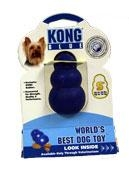 Kong Toy, Blue, Small, Up to 20 lbs