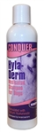 Conquer Hyla-Derm Medicated Shampoo For Cats, 8 oz.