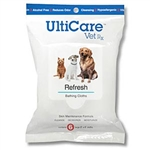 UltiCare VetRx Refresh Bathing Cloths, 6 Count