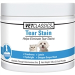 Vet Classics Tear Stain Supplement, 100 gram Powder
