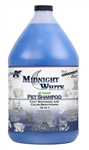 Groomer's Edge Midnight White Shampoo, Gallon