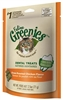 Feline Greenies Dental Treats - Oven Roasted Chicken, 2.5oz (10 Pack)