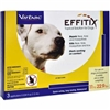 EFFITIX Topical Solution For Dogs 11-22.9 lbs, 3 Month Supply