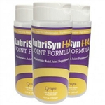 LubriSynHA Joint Formula For People - Grape, 11.5 oz 3 PACK