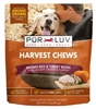 Pur Luv Harvest Chews Brown Rice & Chicken