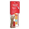Petrodex Natural Dog Dental Care Kit, Peanut Toothpaste, 2 Toothbrushes