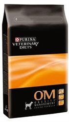 Purina OM Overweight Management Canine Formula - Dry, 32 lbs