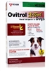 Ovitrol X-Tend Flea & Tick Spot On For Medium Dogs 32-55 lbs, 3 Months