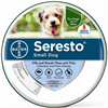 Bayer Seresto Flea and Tick Collar, Small Dog