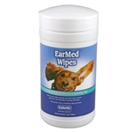 Davis EarMed Wipes, 50 Wipes