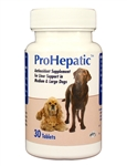 ProHepatic Liver Support For Medium Dogs,, 30 Tablets