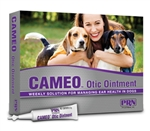Cameo Otic Ointment 2.5 g, 8 Tubes