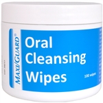 MaxiGuard Oral Cleansing Wipes, 100 Count