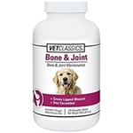 VetClassics Bone & Joint Maintenance Canine, 120 Chewable Tablets