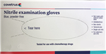 NITRILE Exam Gloves, Powder-Free, X-Small