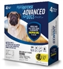 ParaDefense ADVANCED For Medium Dogs, 4 pack