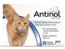 Antinol Joint Health Supplement For Cats