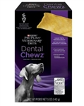Purina Pro Plan Veterinary Diets Dental Chewz Canine Treats, 5 oz