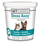 Vet Classics Stress Away Soft Chews, 65 Chews