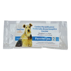 Canine Kennel-Jec 2 Single Dose Vaccine