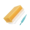 E-Z Scrub Surgical Scrub Brush/Sponge, 4% CHG 30/Box