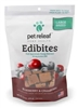 Pet Releaf Edibites  90mg ACTIVE CBD, Blueberry & Cranberry, 7.5 oz