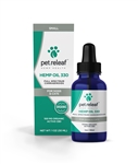 Pet Releaf Hemp Oil 330, 1 oz