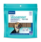 C.E.T. VeggieDent FR3SH Tartar Control Chews For Medium Dogs 22-66 lbs, 30 Chews