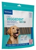C.E.T. VeggieDent FR3SH Tartar Control Chews For Large Dogs >66 lbs, 30 Chews