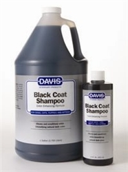 Davis Black Coat Shampoo, Gallon