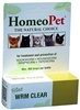 Homeopet Feline Wrm Clear, 15 ml