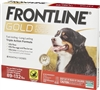 Frontline Gold For Dogs 89-132 lbs, Red 6 Tubes