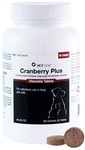 VetOne Cranberry Plus Chewable Tablets For Dogs & Cats, 60 Tablets