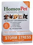 HomeoPet Storm Stress For Pets - All Weights, 15 ml