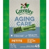 Greenies Dental Treats Aging Care Petite 27 oz (45 Treats)